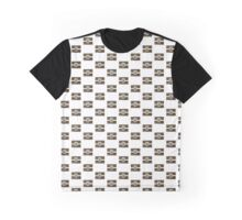 Fiat 128 Honeycomb Grill Graphic T-Shirt