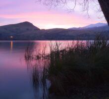 Lake Hayes - Queenstown - New Zealand Sticker