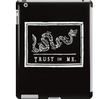 Trussssst or Die iPad Case/Skin