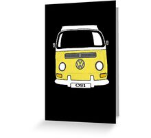 Lowlight Kombi - OSI Greeting Card