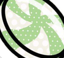 Sweet Treat (Green) Sticker