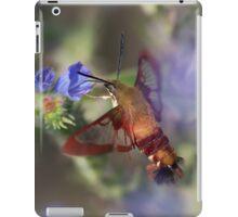 Hummingbird Clearwing Moth iPad Case/Skin