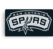 San Antonio Spurs Canvas Print