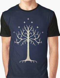 The White Tree of Gondor Graphic T-Shirt