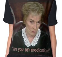 Are you on MedicAtion? Chiffon Top