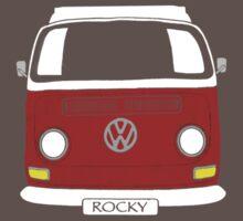ROCKY the VW Kombi Baby Tee