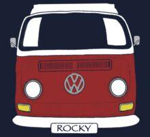 ROCKY the VW Kombi One Piece - Long Sleeve