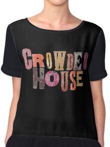 Crowded House Chiffon Top