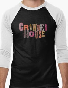 Crowded House Men's Baseball ¾ T-Shirt