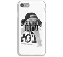 "Liv Morgan ""Straight Outta Jerz""  iPhone Case/Skin"