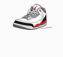 "Air Jordan 3 (III) ""FIRE RED"" Classic T-Shirt"
