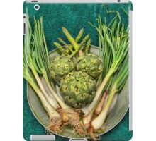 The Joy of Eating Green's.  iPad Case/Skin