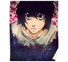 Death Note (L) Poster