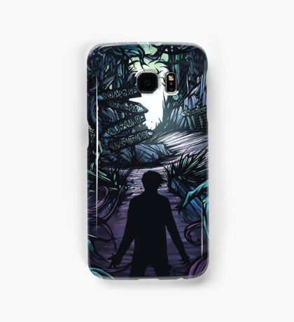 A Day to Remember Homesick Album Cover Samsung Galaxy Case/Skin