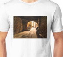 One Very Italian Courtyard Unisex T-Shirt