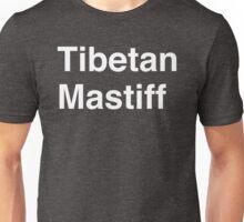 Tibetan Mastiff Unisex T-Shirt