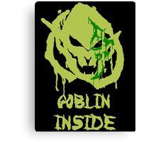 Green Goblins Canvas Print