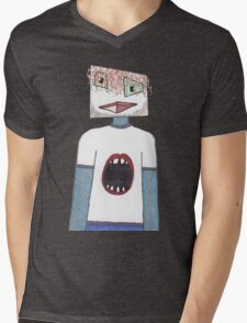 Weirdo Mens V-Neck T-Shirt