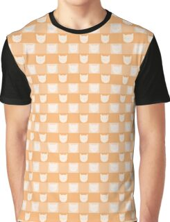 Smitten With Kittens (Orange) Graphic T-Shirt