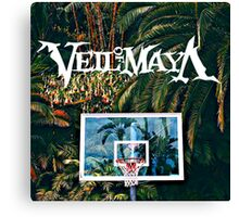 Veil of Maya Basketball Hoop Canvas Print