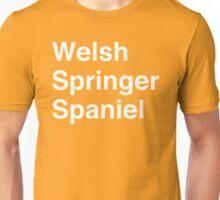 Welsh Springer Spaniel Unisex T-Shirt