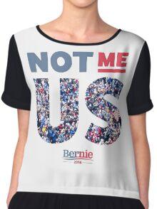 Not ME, US Women's Chiffon Top