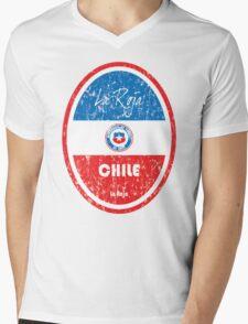 Copa America 2016 - Chile Mens V-Neck T-Shirt