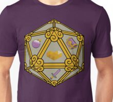 Willow Gaming D20 logo Unisex T-Shirt