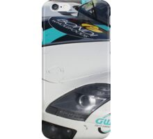 Mercedes GT Car iPhone Case/Skin