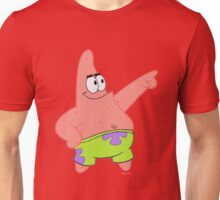 Patrick ready to be winner :) Unisex T-Shirt