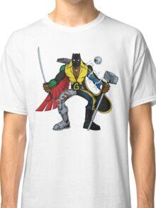 Mashups: Black Heroes Classic T-Shirt