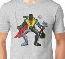 Mashups: Black Heroes Unisex T-Shirt