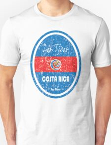 Copa America 2016 - Costa Rica Unisex T-Shirt