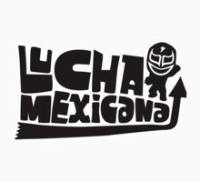 LUCHA MEXICANA One Piece - Long Sleeve