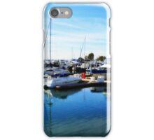 """Docked In San Diego"" iPhone Case/Skin"