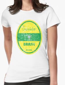 Copa America 2016 - Brasil Womens Fitted T-Shirt