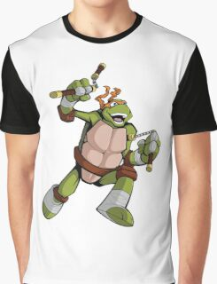 TMNT - Mikey Graphic T-Shirt