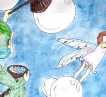 Elves & Fairies Sticker