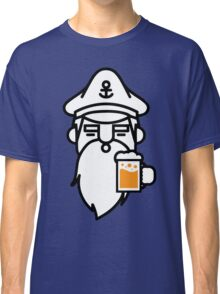 Beard With Beer Classic T-Shirt