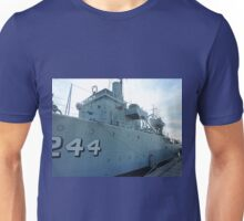 HMAS Castlemaine - Corvette Minesweeper - WW11 - Vic. Australia Unisex T-Shirt