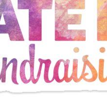 State DM Fundraising Sticker Sticker