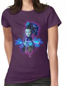 Elle Eedee Womens Fitted T-Shirt