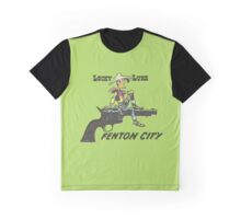 Lucky Luke Fenton City Graphic T-Shirt