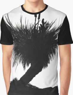 Silhouette Tree Graphic T-Shirt