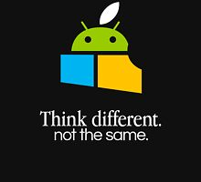 Think Different, Not the Same Unisex T-Shirt