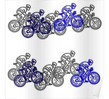 Bike Race Poster