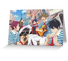 Free! 02 Greeting Card