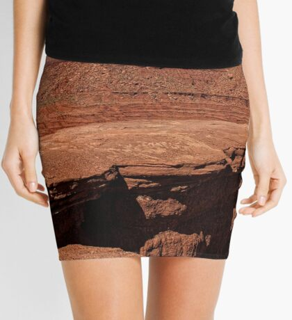 Layers Of Time Mini Skirt