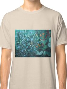 Flowers in Garden Classic T-Shirt