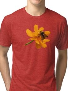 Bumble Bee Busy Tri-blend T-Shirt